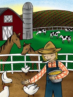 farm illustration