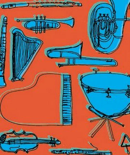 instruments illustration