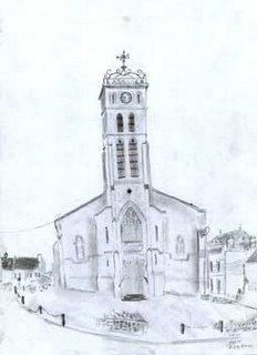 Eglise de vivier au court