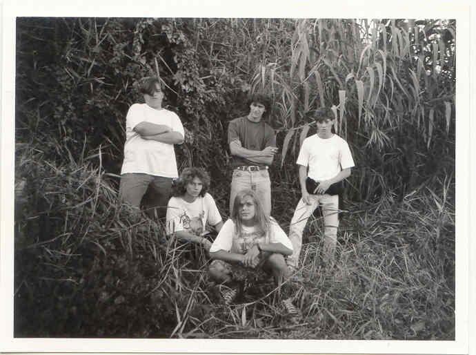 Sacred Sin - Promo Tape '91