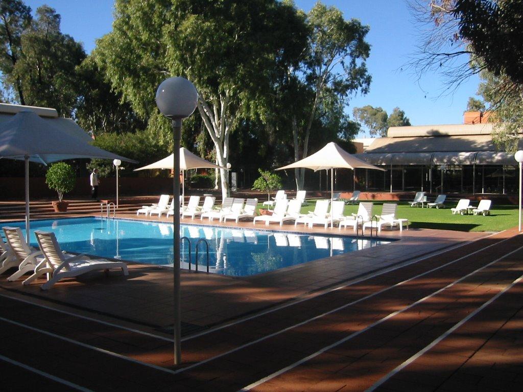 Desert Gardens Hotel, Uluru