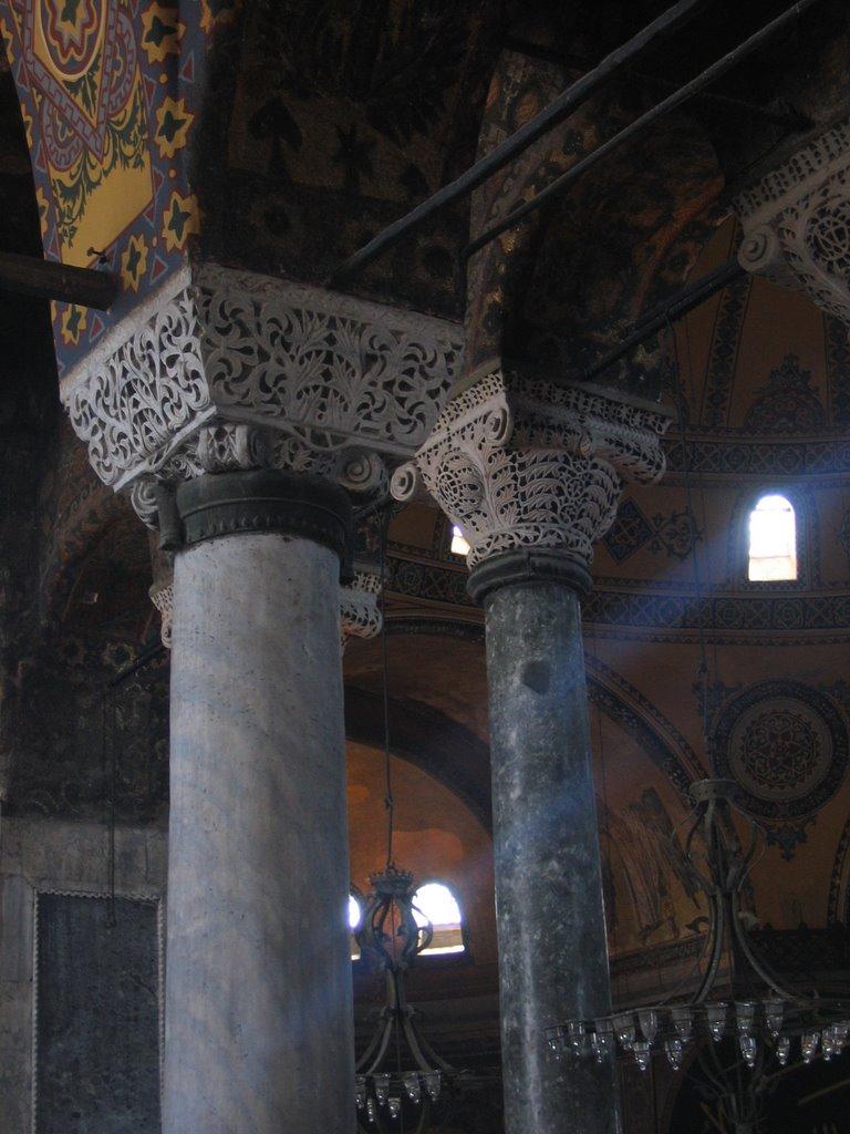 Istanbul In Photos: Aya Sofya