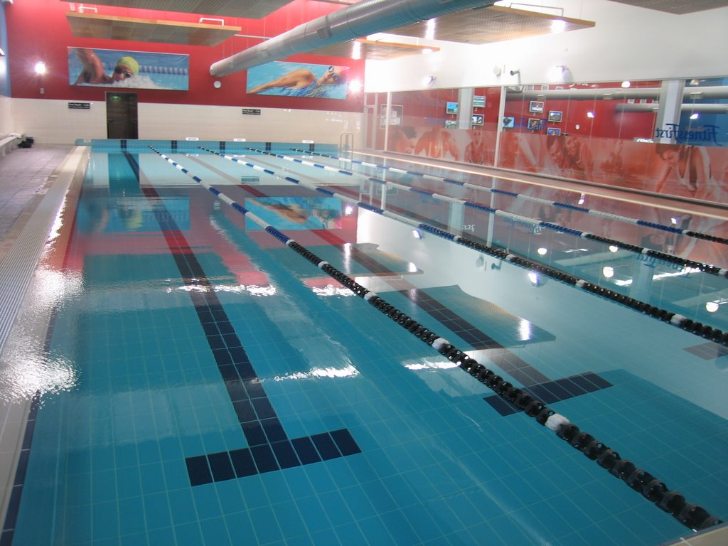 Swimming Fitness First Rockdale