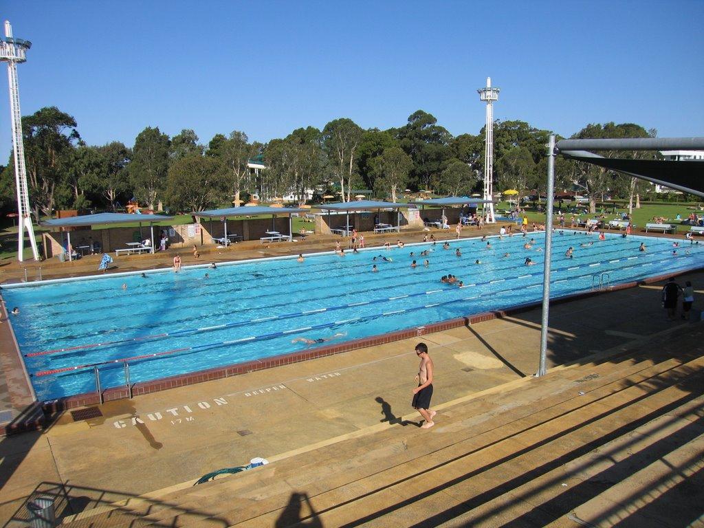 Swimming Botany Aquatic Centre