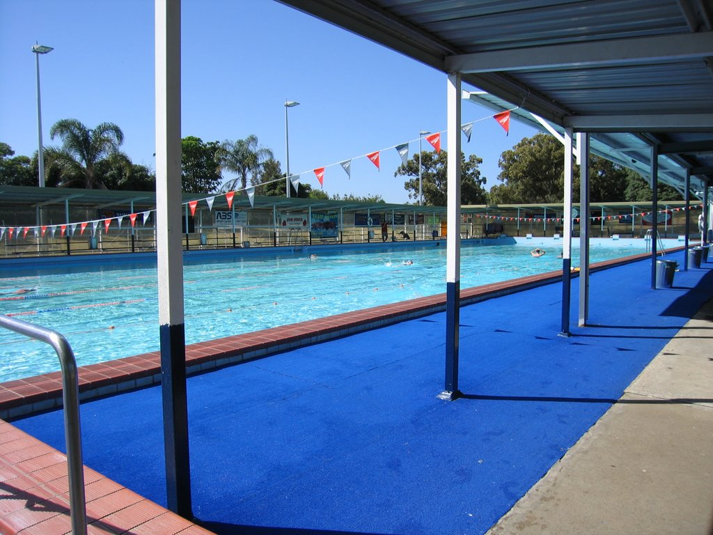 swimming carss park