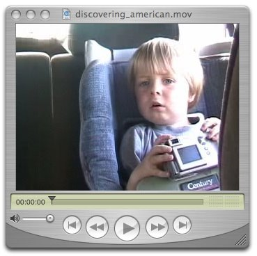 Discovering American