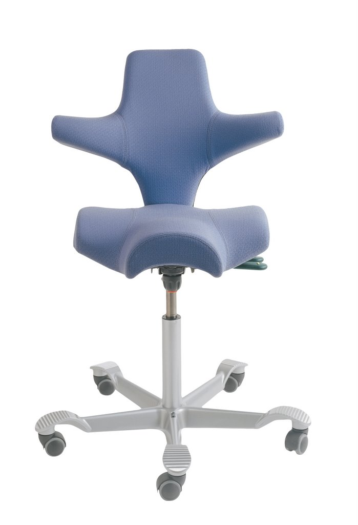 Chairs hag capisco chair for Chair design ergonomics