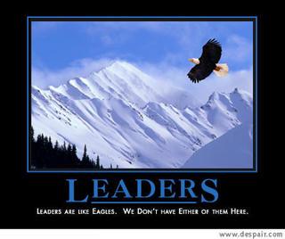 Leaders....