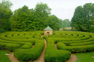 Jardines verticales topiarios y laberintos for Jardin laberinto