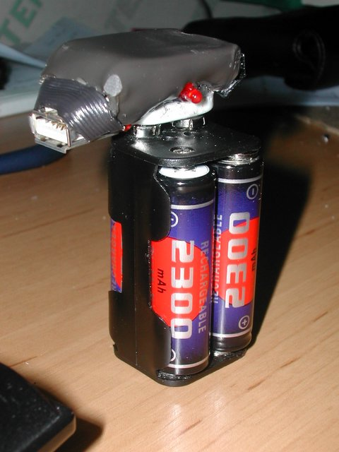 Souvent Fabriquer sa propre batterie Externe pour IPod Video (5G) - iFanatic PQ11