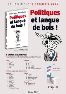 politiques et langue de bois