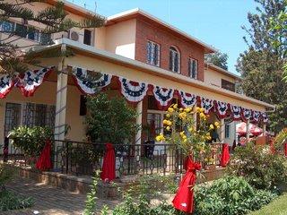 Ambassador's residence in Kigali