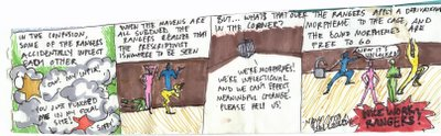 linguistics cartoon, strip five