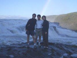 Islandia: Raúl, Mariona y yo