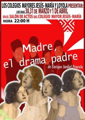 Madre, el drama padre