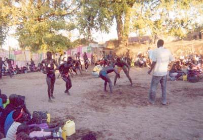 Sunulamb for Interieur sport lutte senegalaise