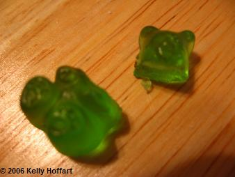 Gummy Bear Decapitation