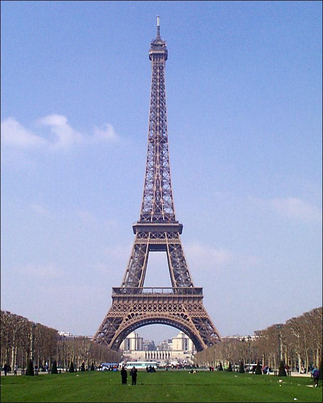 К чему снится эйфелева башня