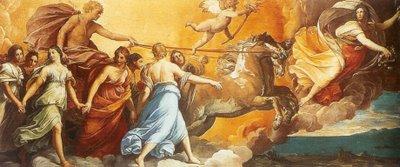 Guido Reni l'Aurore