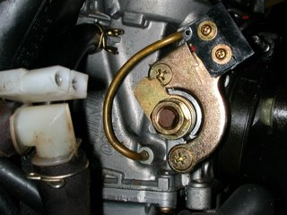 The carb switch