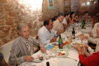 PASSEIO DE JORNALISTAS -Almoço no Moiras Encantadas