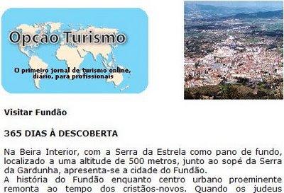 OPCÂO TURISMO 20/10/2006
