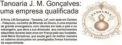 PASSEIO DE JORNALISTAS - Artes de tanoaria em Miranda do Douro