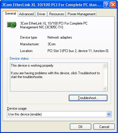 what is a network driver