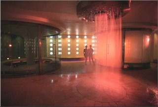 Steam Room Thermal Spa @ Bath, UK