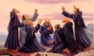 Seven Founders of the Servite Order