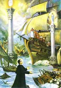 The Vision of St. John Bosco