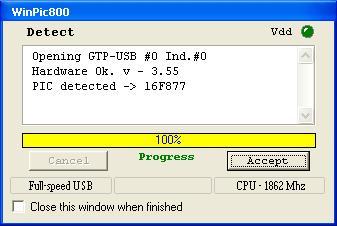 Usb программатор pic своими руками для windows 7