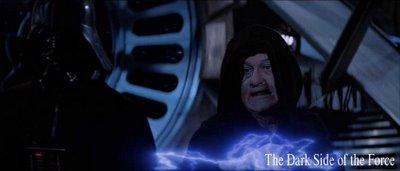 El lado oscuro de la fuerza