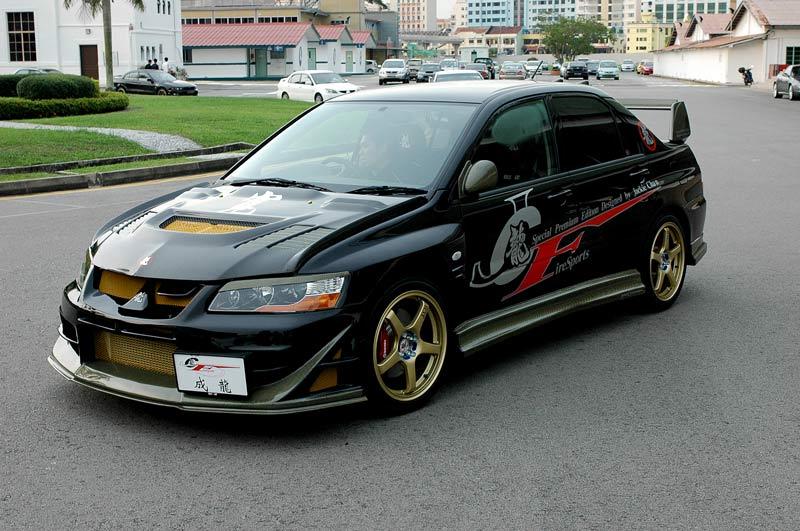 Blog - Lancer Evolution Car Craze By Sean Toh