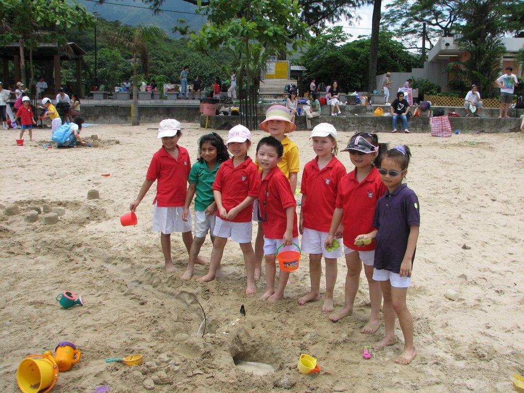 handdoek kinderen strand
