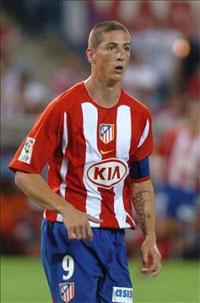 Fernando Torres Atletico de Madrid