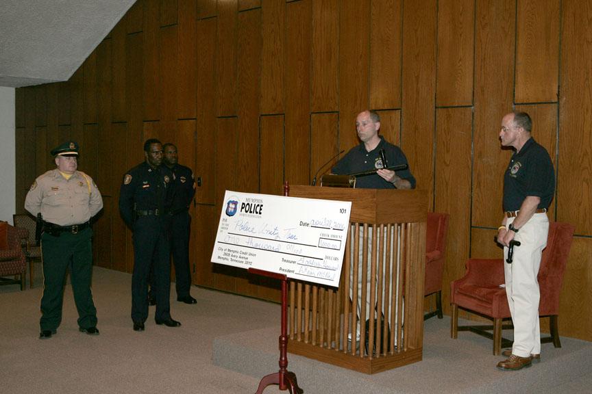Police Unity Tour Howard County
