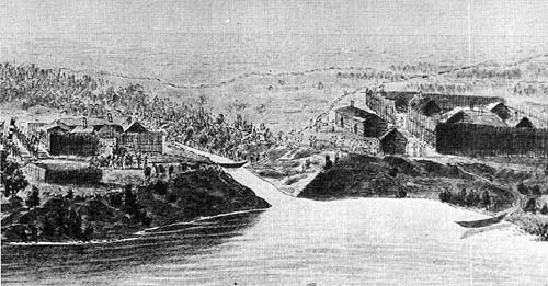 the selkirk settlement This article was published originally in manitoba pageant by the manitoba historical society on the above date we make it available here as a free, public service please direct inquiries to webmaster@mhsmbca fort douglas (1817) from the pencil sketch by lord selkirk source: lord selkirk's.