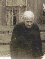 Maggie Neil, family friend - taken in her later years, in Beaverton, Ontario