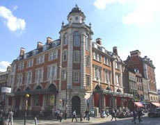 Theatre Museum in Covent Garden