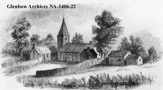 Pembina Mission - 1859