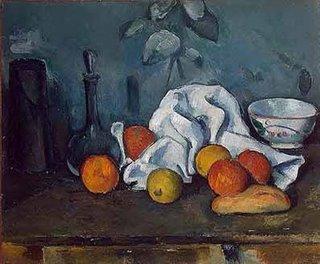 Paul Cézanne - Fruta
