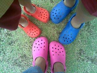 Crocs Buddies!