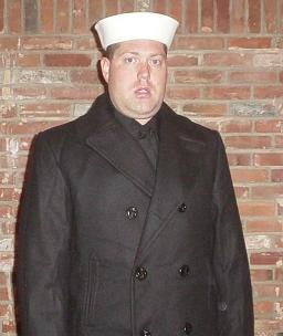 SAILORS MARINERS & WARRIORS LEAGUE: Sailor's Lost Peacoat