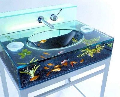 Goldfish Sink