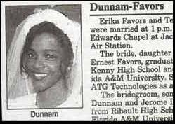 Brides Who Likely Won't Hyphenate - dunnam-favors