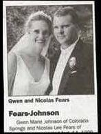 Brides Who Likely Won't Hyphenate - fears-johnson
