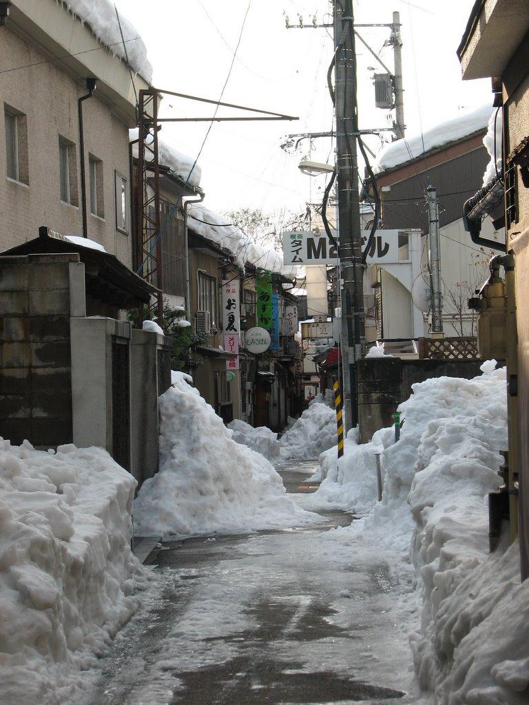 Takaoka Snow