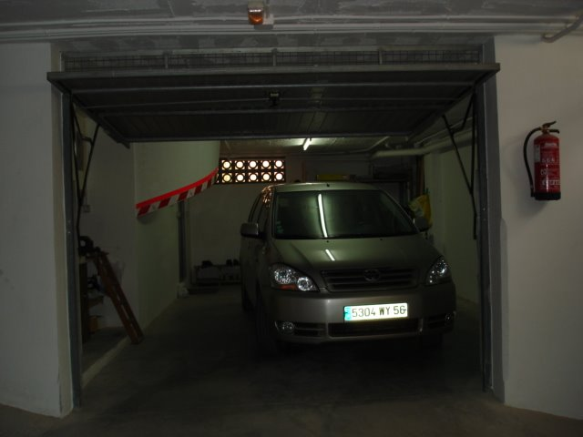 El campello le garage au sous sol for Hauteur garage sous sol