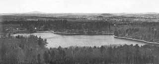 Walden Pond, 1900
